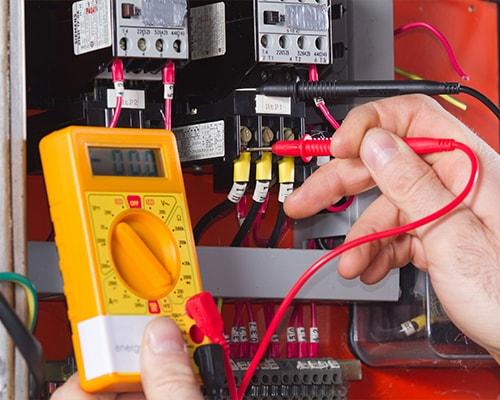 miernik do pomiarów elektrycznych