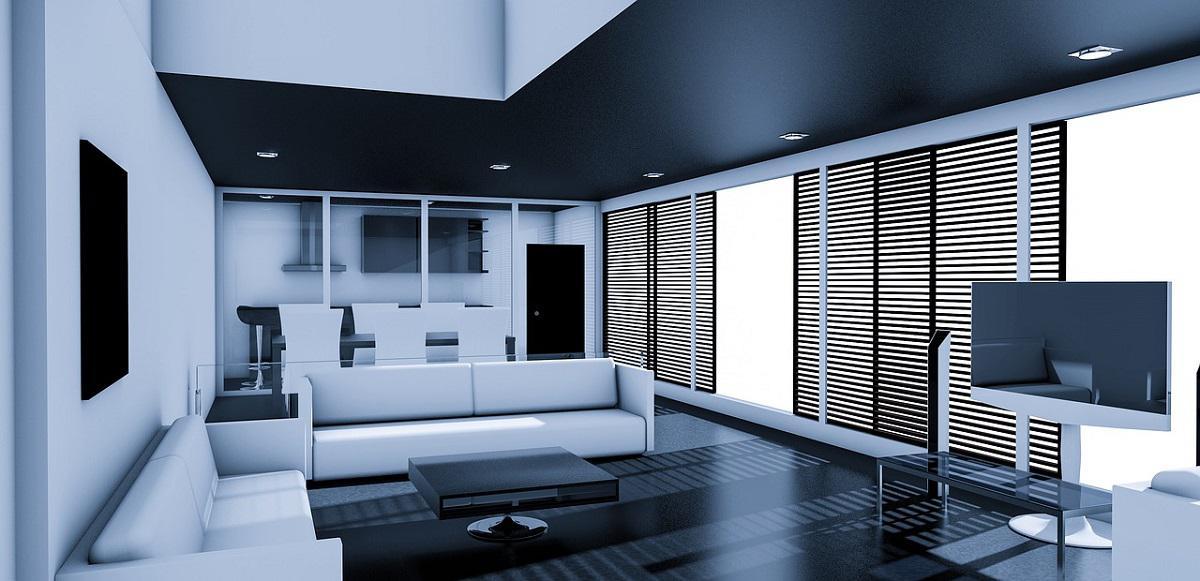 nowoczesne pomieszczenie